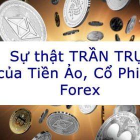 Sự thật trần trụi của tiền ảo