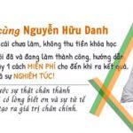 Kinh doanh cùng Nguyễn Hữu Danh