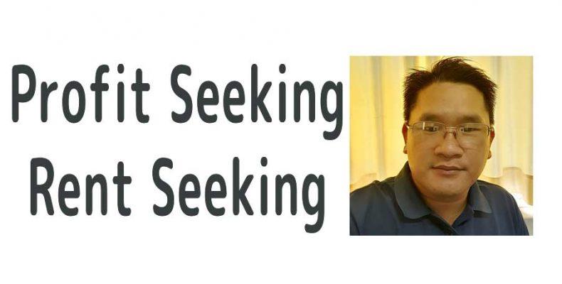 Profit seeking và Rent Seeking