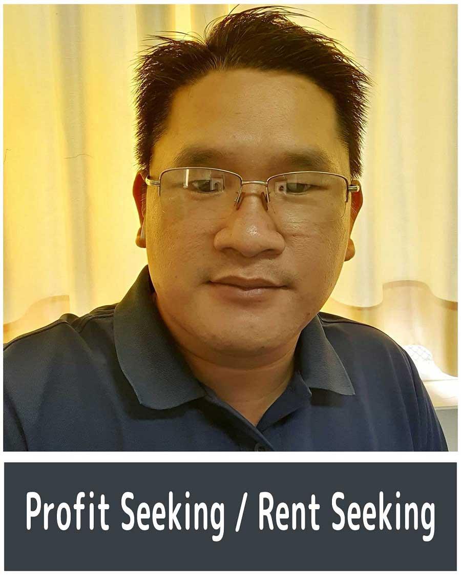 Rent Seeking và profit seeking