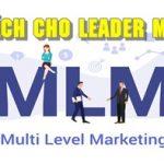 Những quyển sách nên đọc dành cho Leader trong MLM